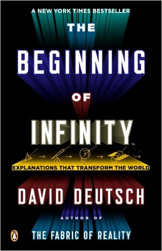 Cover of The Beginning of Infinity